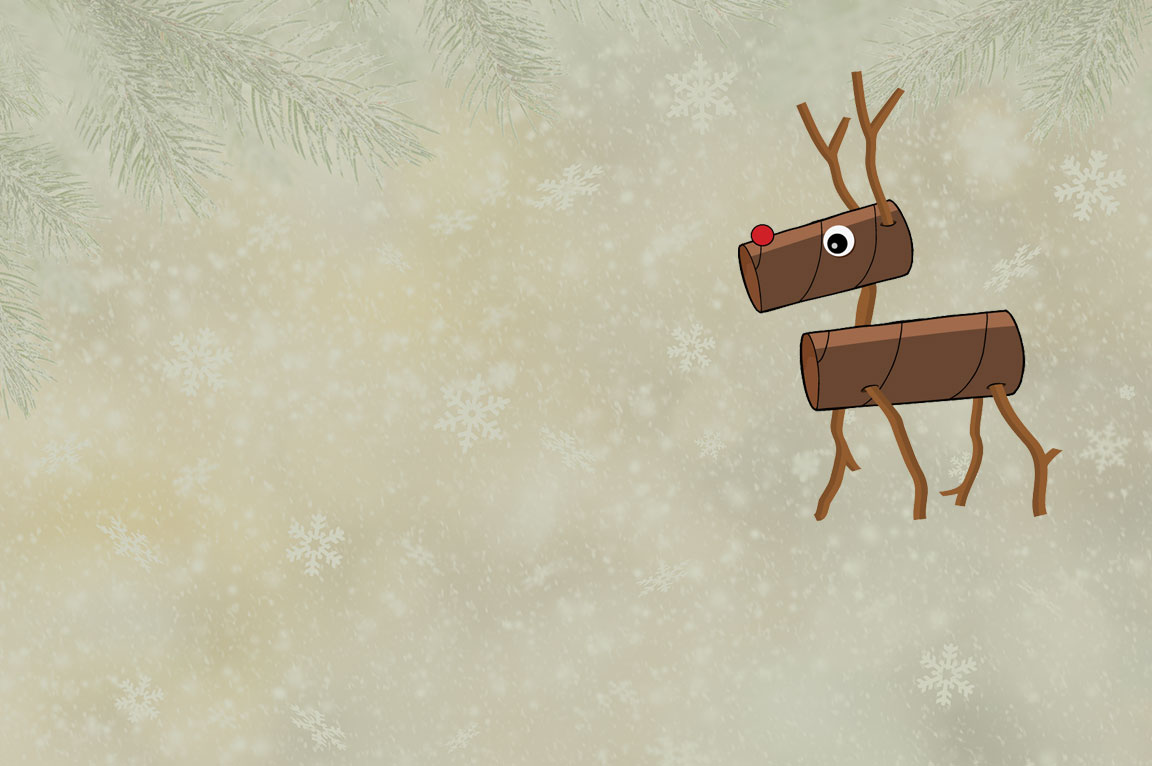 Make your own Rudolph