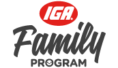 IGA Family Program