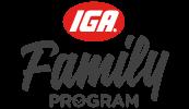 IGA Family Program