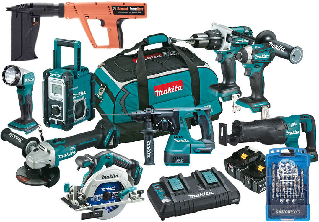 WIN A Boot Load of Tools - Major Prize - 2019